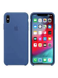 <b>Силиконовый чехол Silicone</b> Case для iPhone XS Max <b>Apple</b> ...