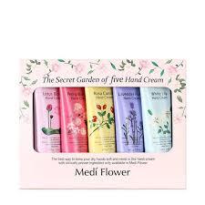 Набор <b>кремов для рук</b> Medi Flower The Secret <b>Garden</b> Of Five ...