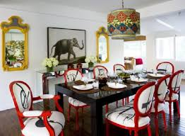 lacquer dining chairs dining room modern red dining chairs glossy black lacquer dining table