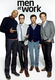 watch men at work season 3 online sidereel men at work poster