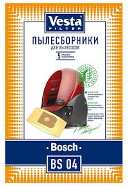 Купить <b>Vesta filter</b> Бумажные <b>пылесборники</b> BS 04 по выгодной ...