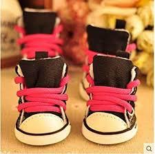 Petsdelite Black, L: <b>Fashion Pet</b> Shoes for <b>Dogs</b> Teddy <b>Small Dog</b> ...