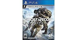 Tom Clancy's Ghost Recon Breakpoint - PlayStation 4 ... - Amazon.com