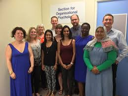 Section of Organisational Psychology
