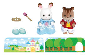 Купить игровой набор <b>sylvanian families спектакль в</b> детском саду ...