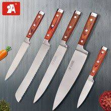 <b>FANGZUO</b> Stainless Steel Knife 440C forged G10 Handle Cooking ...