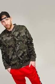 <b>Куртка URBAN CLASSICS</b> Vintage Camo <b>Cotton</b> Bomber <b>Jacket</b> ...