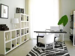 home office home office guest room contemporary desc task chair white cube bookcases brass wood cabinets modern home office
