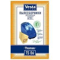 <b>Vesta</b> filter Бумажные <b>пылесборники TS</b> 06 — Аксессуары для ...