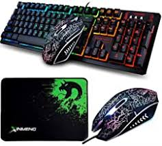 Gaming Mouse Keyboard Combo - Amazon.co.uk