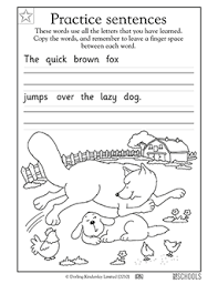 kindergarten writing worksheets letters free writing sheets for