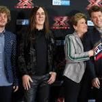X Factor: live al via, Matteo Costanzo primo eliminato