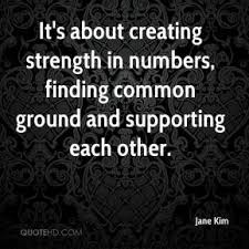 Image result for Strength in numbers