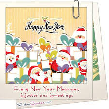 Funny New Year Messages, Quotes and Greetings – By ...