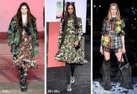 Fall/ Winter <b>2019</b>-2020 <b>Print</b> Trends | 2020 fashion trends, Fall ...