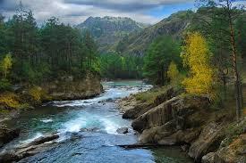 Опасность <b>горных рек</b>