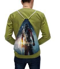 Рюкзак-мешок с полной запечаткой <b>Mass Effect</b> #2451151 ...