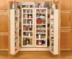 Small Kitchen Pantry Organization Narrow Kitchen Pantry Cabinet