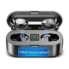 <b>Wireless</b> Earbuds, EEEKit <b>TWS V5</b>.<b>0 Wireless</b> True <b>Bluetooth</b> ...
