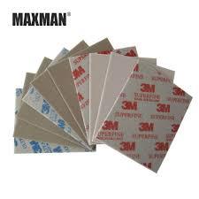 <b>MAXMAN 3 Piece 3m</b> Sponge Sandpaper 600# 800# 1000 ...