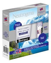 Купить набор норвежская формула (<b>крем</b>-уход <b>д</b>/<b>рук и ногтей</b> ...