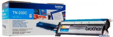 <b>Картридж Brother TN230C</b> голубой, для HL-3040CN/DCP-9010СN ...