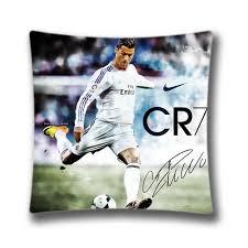 16X16 Inch (Twin Sides) Cristiano Ronaldo <b>Real Madrid</b> Wallpaper ...