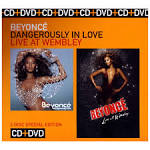 Dangerously in Love/Live at Wembley [CD/DVD] album by Beyoncé
