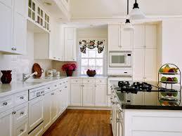 Winning White Kitchen Ideas  Home Design