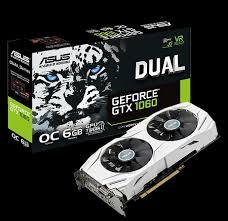 Обзор и тест <b>видеокарты ASUS</b> Dual GeForce <b>GTX 1060 6G</b> OC ...