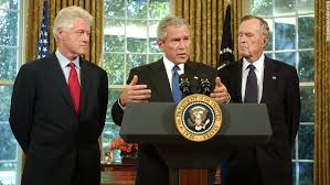 Image result for bush and barack on 89 11