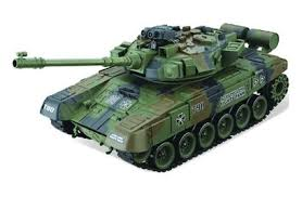 <b>Радиоуправляемый танк HouseHold</b> CS Russia T-90 Владимир ...