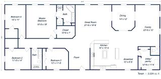 Metal Building Homes For SaleMetal Building Home Floor Plans