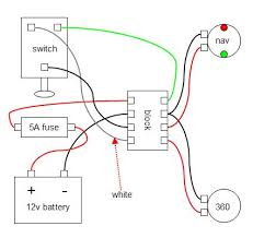 basic boat wiring diagram basic wiring diagrams online