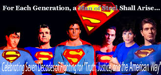 Image result for images of kirk alyn as superman