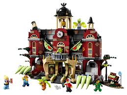 <b>Школа</b> с привидениями Ньюбери 70425 | <b>Hidden Side</b> | <b>LEGO</b>.com ...
