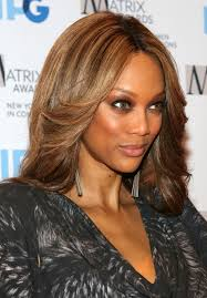 TYRA BANKS at Matrix Awards Luncheon in New York. Posted by Aleksandar Arsenovic. April 24, 2012. No Comments. TYRA BANKS at Matrix Awards Luncheon - TYRA-BANKS-at-Matrix-Awards-Luncheon-in-New-York-9