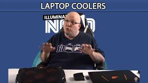 Comparing <b>Laptop Cooling Pad</b> vs Cooling Fan - YouTube