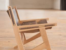 from furniture to architecture design is in the details peninsula chair by phloem studio architect furniture