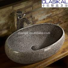 bathroom countertop basins wholesale: aa  best quality oval shape counter top ltstronggtbathroomlt stronggt