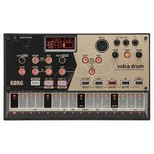 <b>Korg Volca Drum</b>. <b>Синтезатор</b>: купить, цена, фото, описание