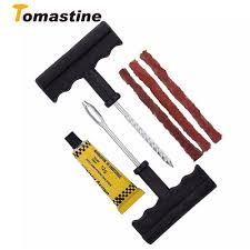 <b>6PCS</b>/Set <b>Universal Auto Car</b> Bike Tubeless Tire Repair Tools ...