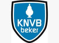 Afbeeldingsresultaat voor logo knvb beker