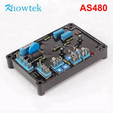 <b>AVR AS480 Automatic voltage regulator</b> for generators P044 and ...