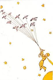 the little princethe book reminds us that while we hurry and scramble in greed and ambition  we are losing
