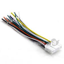 nissan 07 16 subaru car stereo wiring harness adapter male
