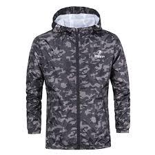 Spring Autumn <b>Mens Casual Camouflage</b> Hoodie Jacket Men ...