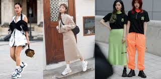 <b>Summer Korean</b> Fashion Trends for <b>2019</b>