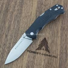 <b>Складной нож</b> RealSteel <b>H7 Snow</b> Leopard Lockback Satin сталь ...