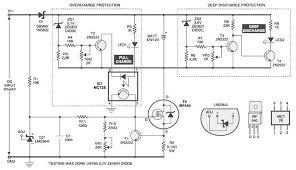 Battery charger <b>overcharge protection</b> | Battery charger circuit ...